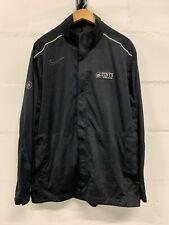 Nike Golf Storm-Fit Large Black Waterproof Jacket Full Zip