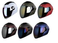 Steelbird Helmet Air SBA-2 Full Face Helmet Multi Colour Choice Bike Helmet GD