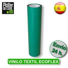 ULTIMAS UNIDADES vinilo textil eco COLOR VERDE medidas 48cm x 22,3m OFERTA
