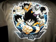 Authentic original 98 OEM Dragonball Z Goku 100% Cotton T Shirt Last its kind