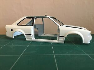 1/18 Mk3 Ford Escort Bodyshell Modified Tuning Spares?