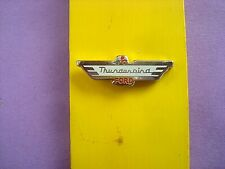 1955 1956 1957 FORD THUNDERBIRD TIE TAC  LAPEL PIN HATPIN FORD T BIRD COLLECTORS