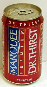 Marquee Dr. Thirst; Fleming Companies, Inc.; Oklahoma City, OK; soda pop can