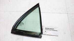 1998-2002 HONDA ACCORD 4dr REAR RIGHT  QUARTER GLASS OEM