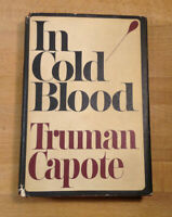In Cold Blood, Truman Capote, Hardcover 1st Printing