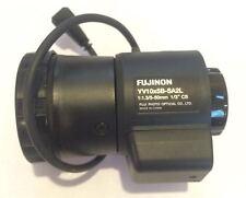 """Fujinon CCTV Lens KTL-5-50VA ,YV10x5B-SA2 (1:1.3/5-50mm 1/3"""" CS-Mount)"""