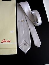 Brioni Roma Luxury New Seide Hand Made IN Italy Original Geschenkidee