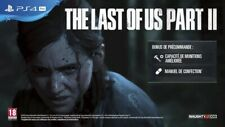 Last of Us Part II - 2 Bonus Precommande DLC