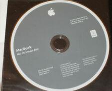 Apple MacBook 13 OS X Snow Leopard 10.6.1 OSX DVD CD DISC