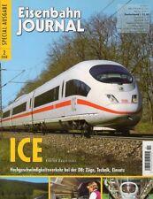revue Eisenbahn Journal; hochgeschwindigkeitsverkehr bei der DB: Zuge, Technik