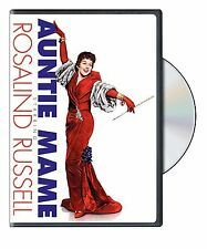 Auntie Mame 1958 -Region 2 Compatible DVD (UK seller!!!) Rosalind NEW