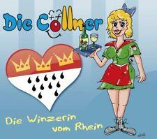 Cöllner Die Winzerin vom Rhein  [Maxi-CD]