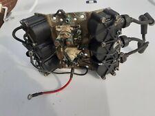 Mercury V6 coil pac x 6  includes 2x tilt trim solenoids