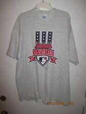 Men's Clothing 1997 All Star XXL Cleveland Indians Baseball-MLB Gray T-Shirt New