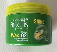 Garnier Fructis Surf Style Shine 02 Hair Wax 75ml - Rare - UK