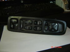 00 - 05 CADILLAC DEVILLE DTS DRIVER / LEFT MASTER POWER WINDOW SWITCH 25743669