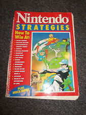 1989 Nintendo Strategies Book