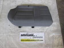 KIA SORENTO 2.5 DIESEL AUTOM 5P 103KW (2004) RICAMBIO SEDUTA DIVANNO SEDILE POST