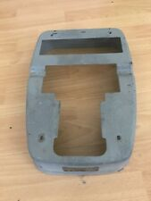 GRAPHOTYPE 350 ADDRESSOGRAPH DOG TAG MACHINE BASE METAL COVER #20542
