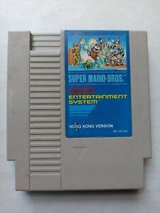NES NINTENDO Super Mario Bros Hong Kong Version