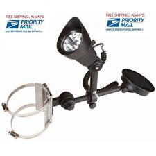 3 LED Solar Powered Flag Pole Spot Light Spotlight Flagpole 1.2V Free Shipping