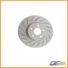 Front Brake Rotor Fremax Painted 000421301207 For: Mercedes E350 E400 C350 C300