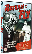 RETURN OF THE FLY - DVD - REGION 2 UK
