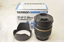 #853 Excellent!!! Tamron SP AF 17-50mm F2.8 XR Di Ⅱ A16 For Nikon From Japan