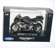 Welly - TRIUMPH DAYTONA 675 - Motorbike Model Scale 1:18