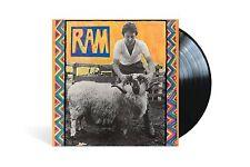 Paul and Linda McCartney RAM LP Vinyl European Capitol 2017 12 Track 180 Gram