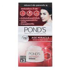 Pond's age miracle wrinkle corrector retinol-C night cream fills aging skin 50 g