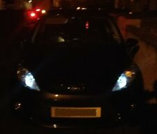 Ford Fiesta MK 7 Focus ICE White Xenon LED CANBUS 501 Sidelight Parking Bulbs