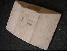 Original Clay Rear Fire Brick for Little Wenlock Coalbrookdale Stoves