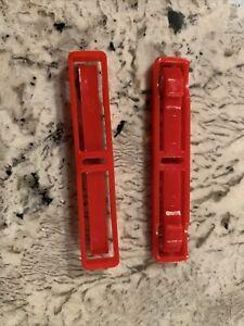 CARRERA 85245 TRACK CONNECTORS RED FINGERS 1/24 1/32 SLOT CAR PARTS LOT OF 20!