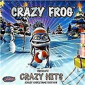 Crazy Frog : Crazy Frog Presents Crazy Hits CD (2005) FREE Shipping, Save £s