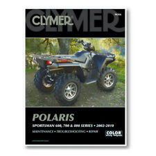 2002-2006 Polaris Sportsman 700 ATV Clymer Repair Manual