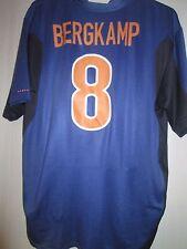Holland Bergkamp 2000-2002 lejos de Fútbol Camisa Tamaño XXL/41040