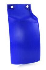 Spritzschutz Mud Flap Luftfilterkasten Blau Yamaha YZF YZ-F 250 450 2003-2009