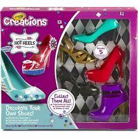 Crayola Creations Hot Heels Pack of 5 Activity Kit