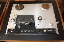 Scully 280 Analog REEL Tape Machine - In OAK Cabinet - Vintage SPECIAL PRICING!