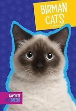 Birman Cats Favorite Cat Breeds