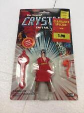 1982 The Saga of Crystar Crystal Warrior ZARDETH figure by Remco