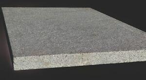 Terrassenplatten, Naturstein, Granit, dunkel grau,geflammt, G654, 60x40x3cm, neu