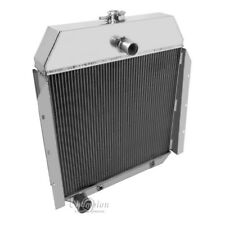 Champion 3 Row Aluminum Radiator CC8960 For 1941-49 International Pickup Trucks