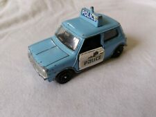 Vintage Dinky Mini Clubman Police Car Toy Collectable