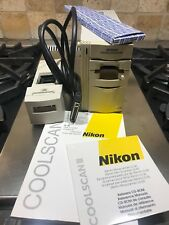 nikon scanners ebay rh ebay com Nikon User Manual Nikon D5300 Manual