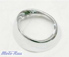 Benelli Pepe 50 cromo anillo Anillo de velocímetro cromo