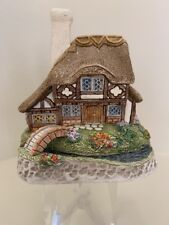 D1159 Crystal Cottage English Village Collection Made In England David Winter [