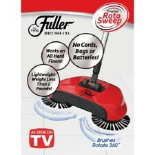 Roto Sweep by Fuller Brush-Original Cordless Hard Floor Sweeper - As Seen on TV