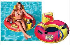 Fauteuil de piscine flottant - Diametre 140cm - Airhead Ragin River